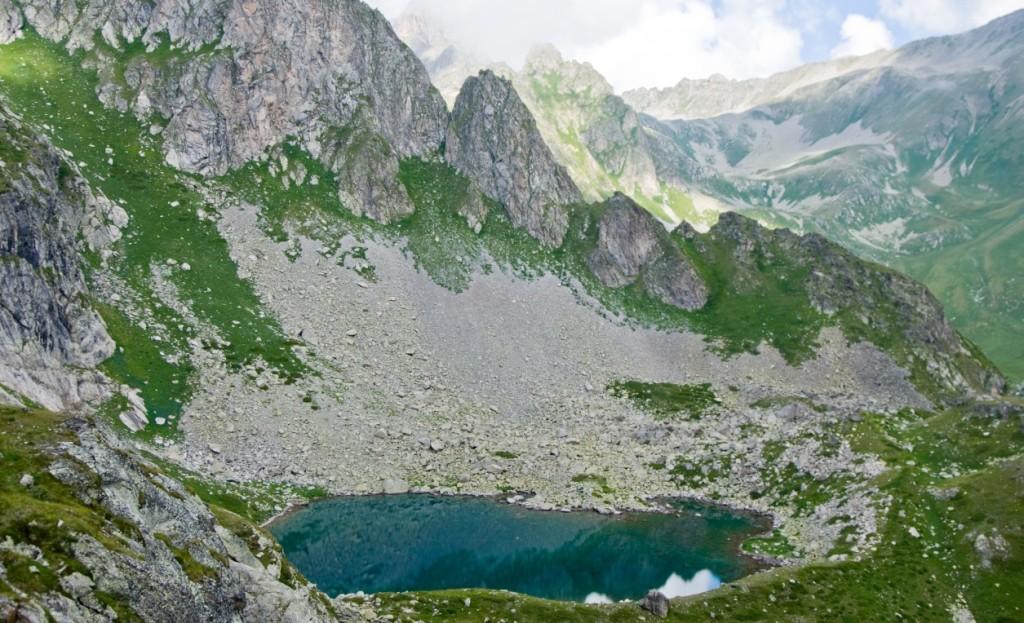 Азгекские озера фото