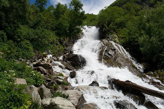 чучхурские водопады фото