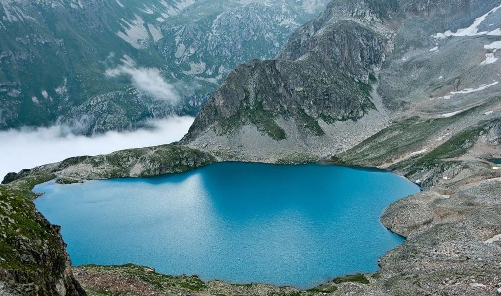 Третье Бадукское озеро фото