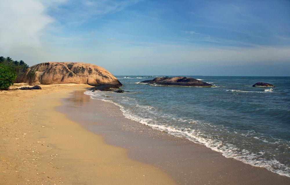 Дайвинг на Шри-Ланке восточное побережье