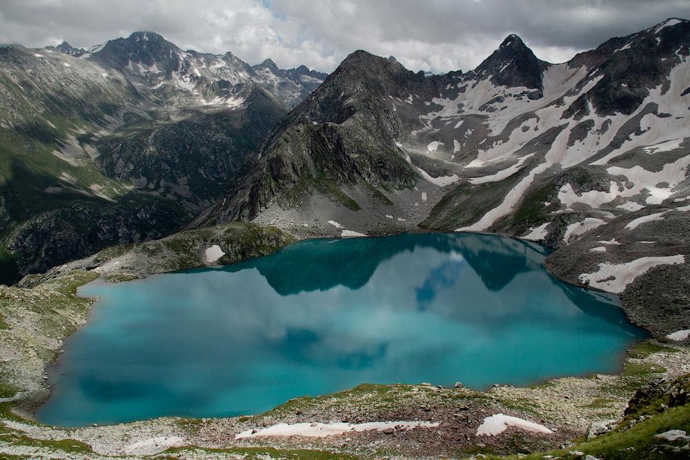 Муруджинские озера, Голубое озеро
