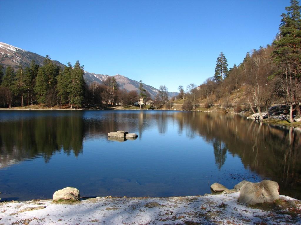 озера тебердинского заповедника
