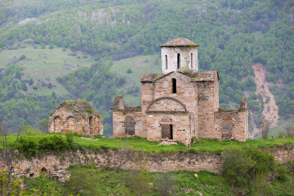 Сентинский храм карачаево черкесия