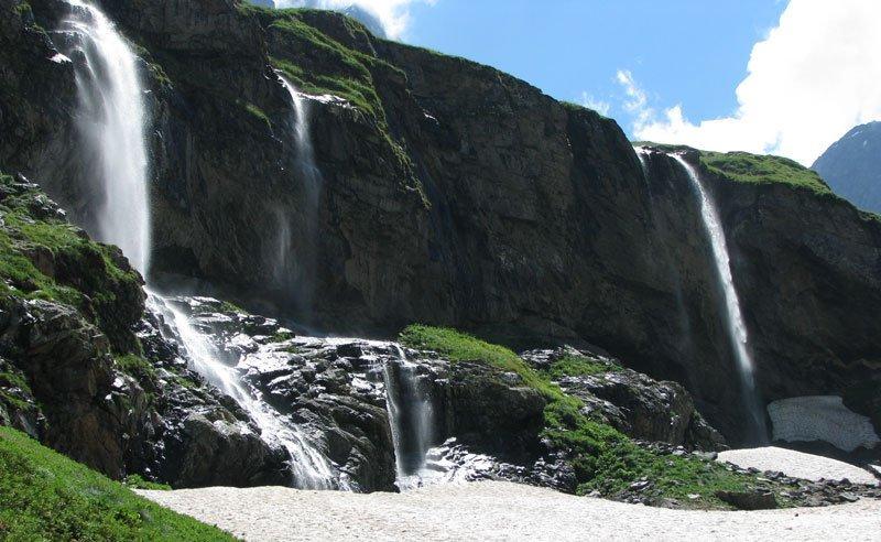 птышский водопад