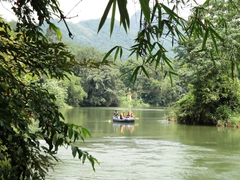 Рафтинг на Шри-Ланке