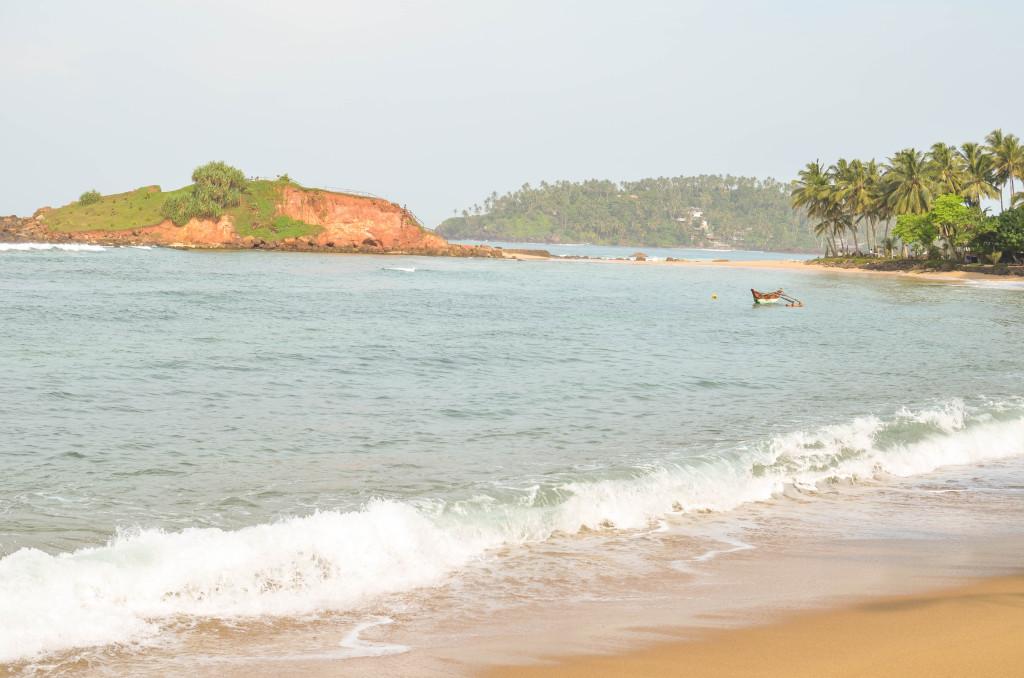 Пляж Мирисса фото
