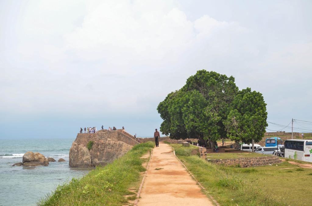 Галле форт Шри Ланка фото