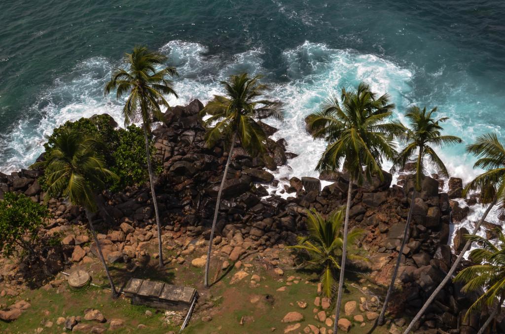 Шри-Ланка маяк в Дондре
