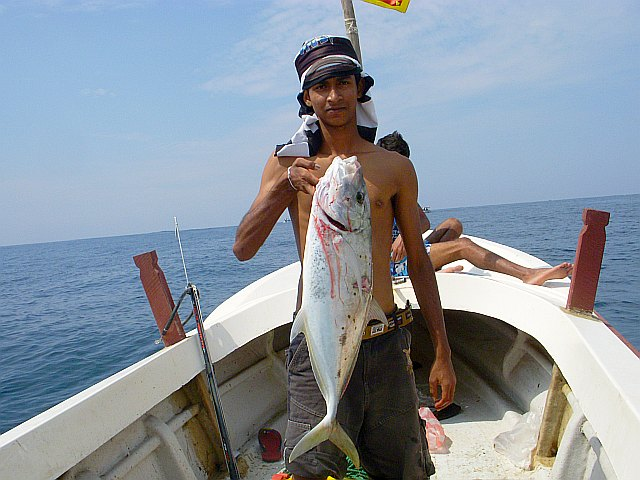 Рыбалка на Шри-Ланке