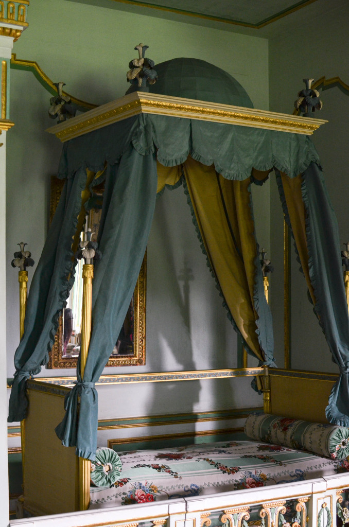 Ложе во дворце Шереметьевых
