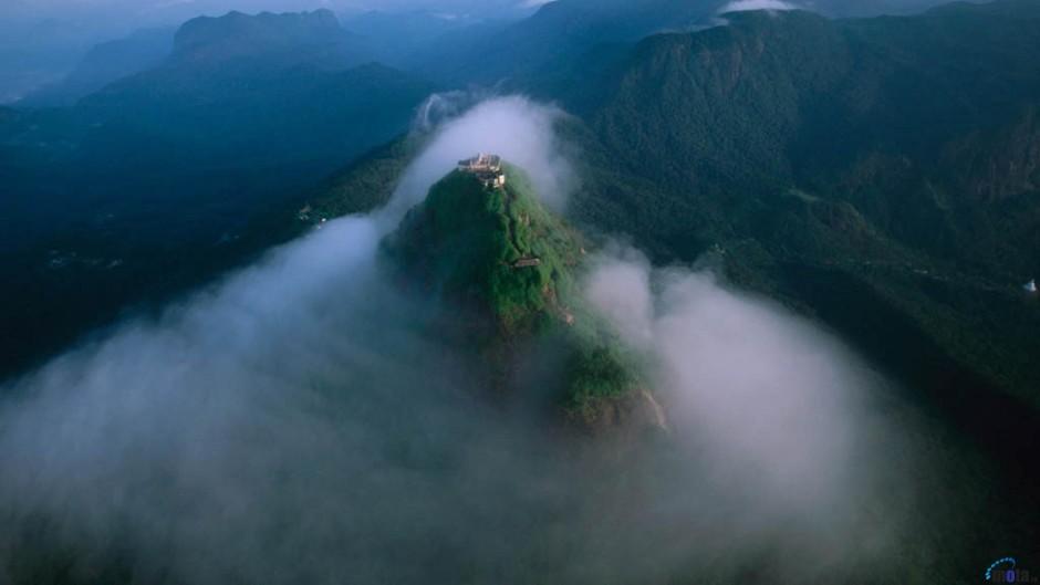 Пик Адама Шри-Ланка фото