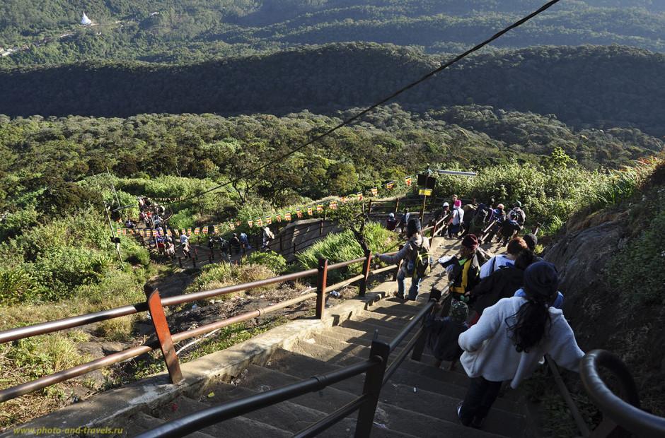Подъем на Шри-Пада фото