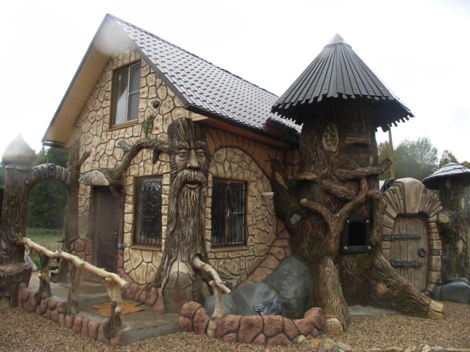Берендеево царство парк заповедник сказок фото