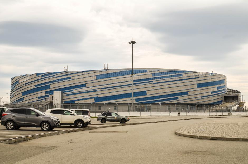 Олимпийский объект Ледовая арена Шайба