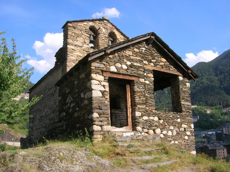 Церковь Сант-Рома в Энкампе