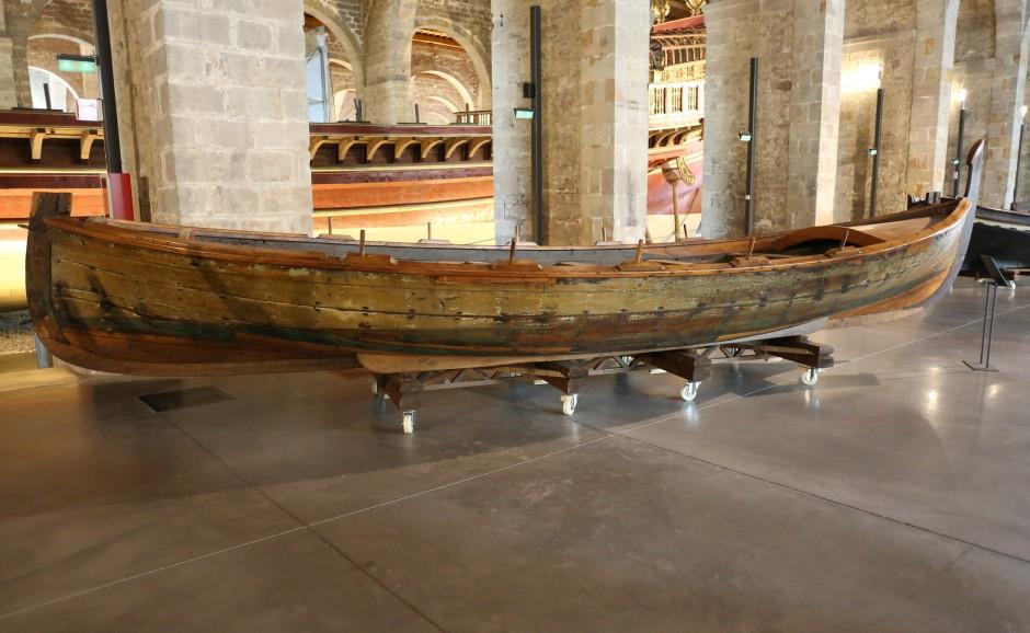 Морской Музей Барселоны фото