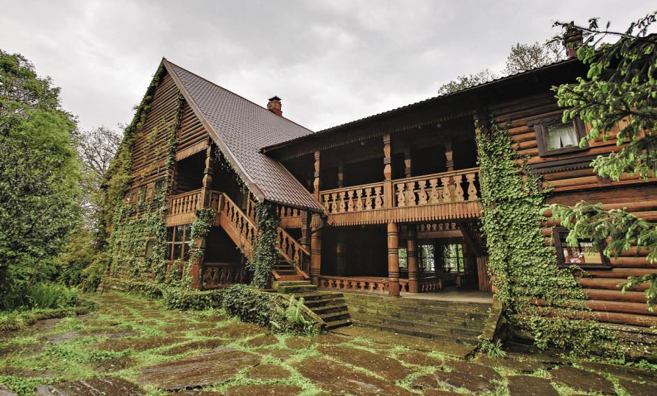 Чайные домики Сочи фото