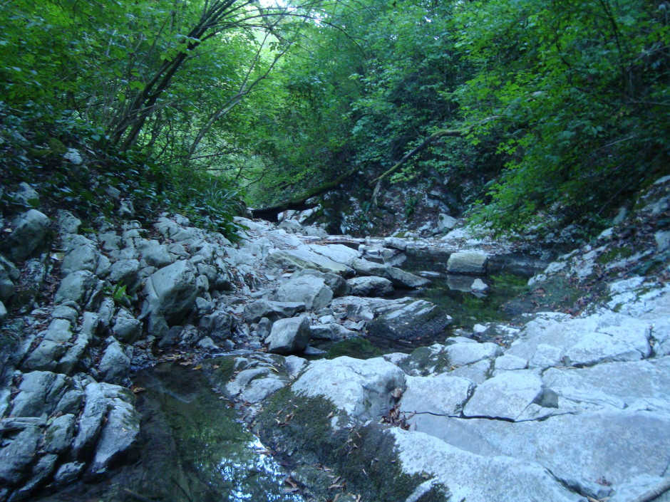 Крабовое Ущелье Лазаревское