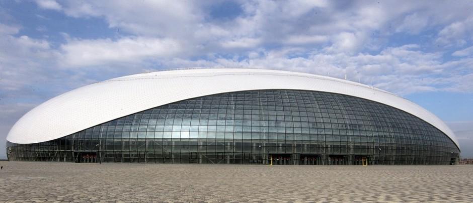 олимпийский объект ледовый дворец