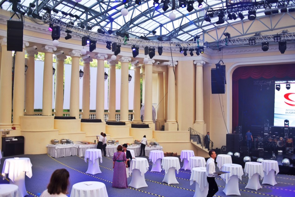 Летний театр Сочи фото