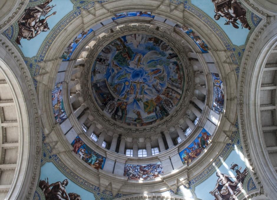 Национальный музей Каталонского искусства фото