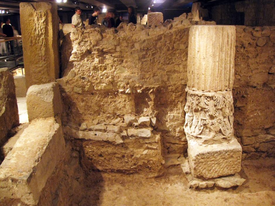 Музей истории Барселоны фото
