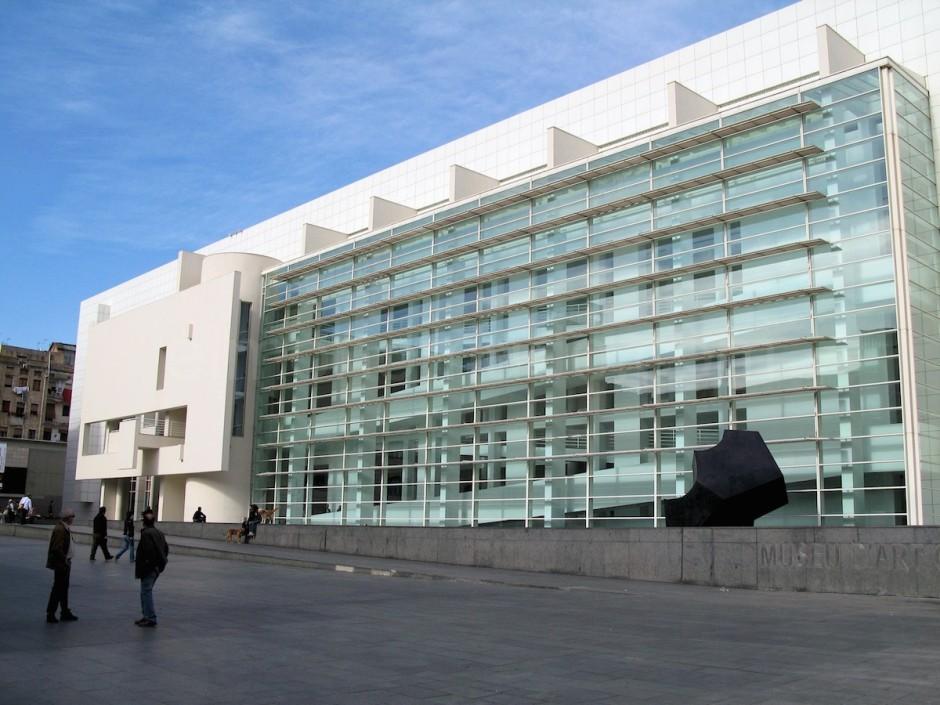 Музей современного искусства Барселона