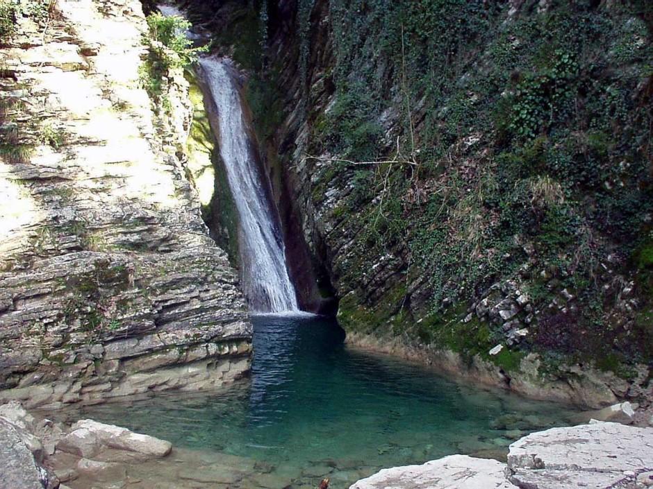 Пещера Ведьм Сочи