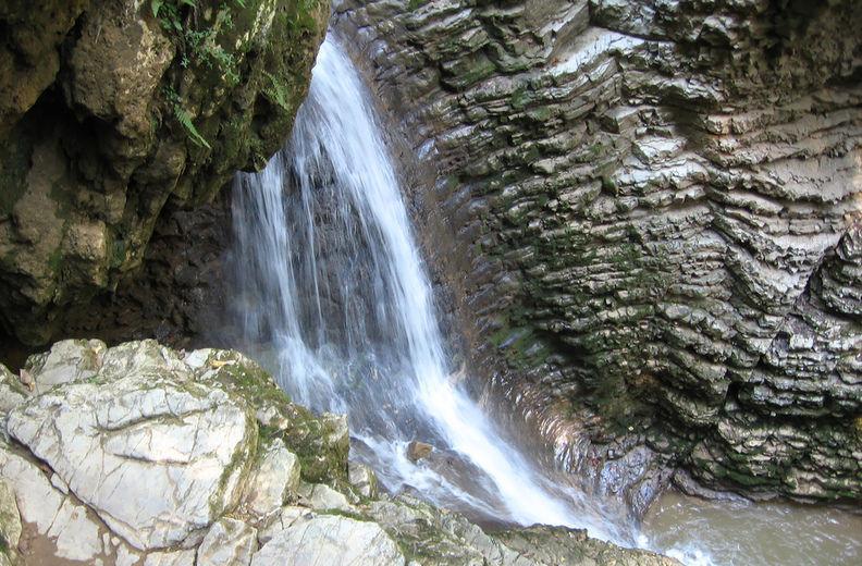 Водопад Райское наслаждение