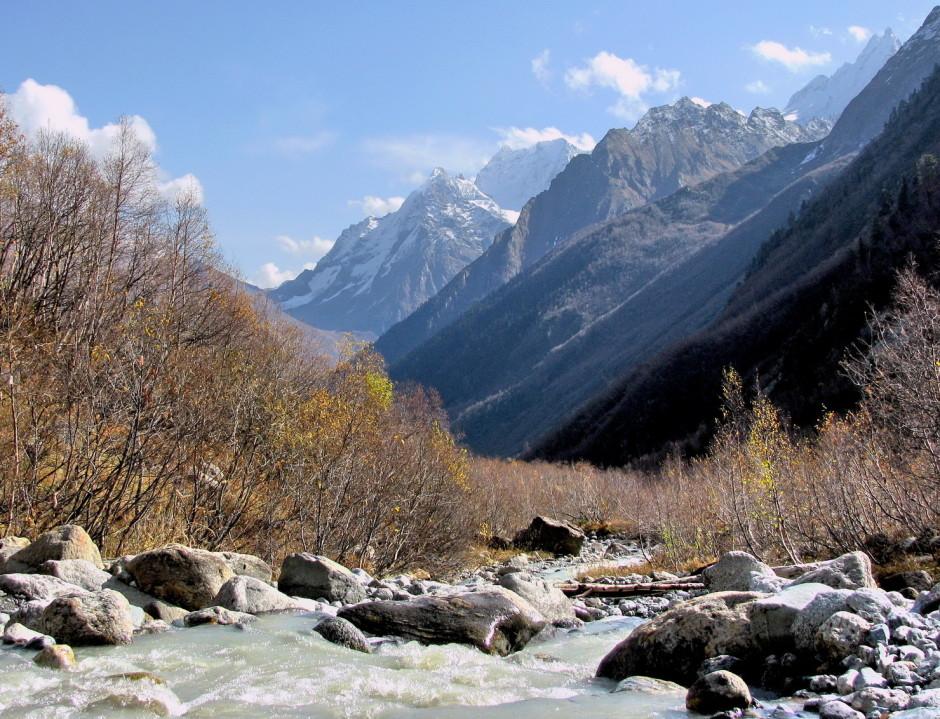 Река Алибек