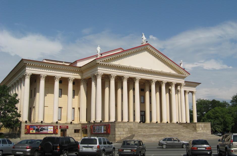 Зимний театр Сочи фото