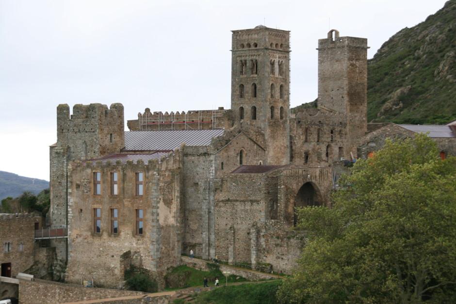 бенедиктинский монастырь Сант-Пере-де-Родес