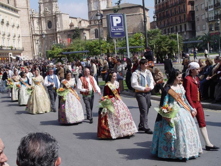 Испанские фиесты
