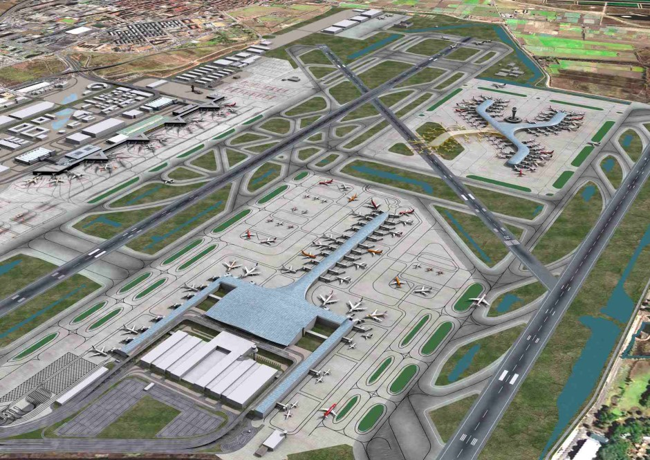 Аэропорт Эль Прат Барселона