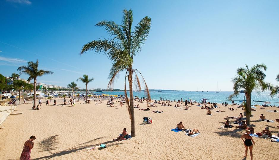 лучшие пляжи барселоны