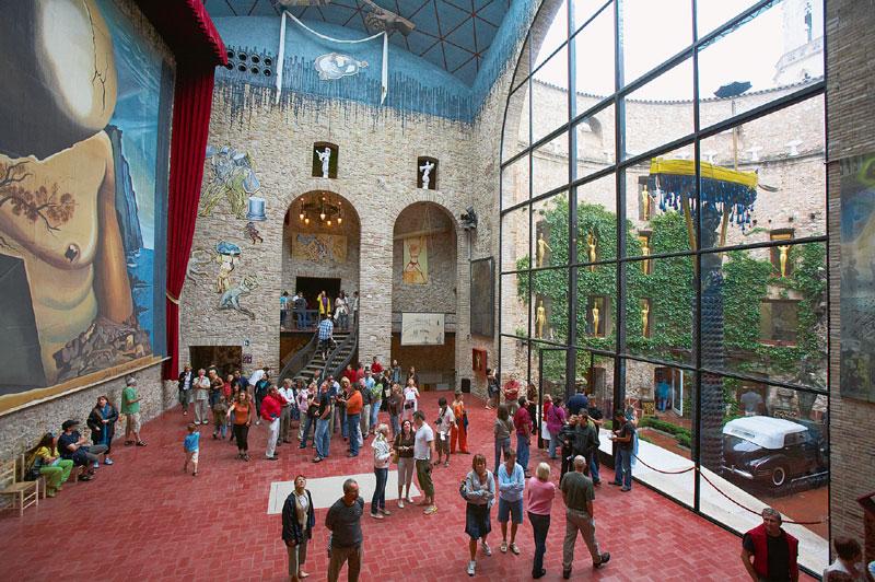 музей Дали Фигарес