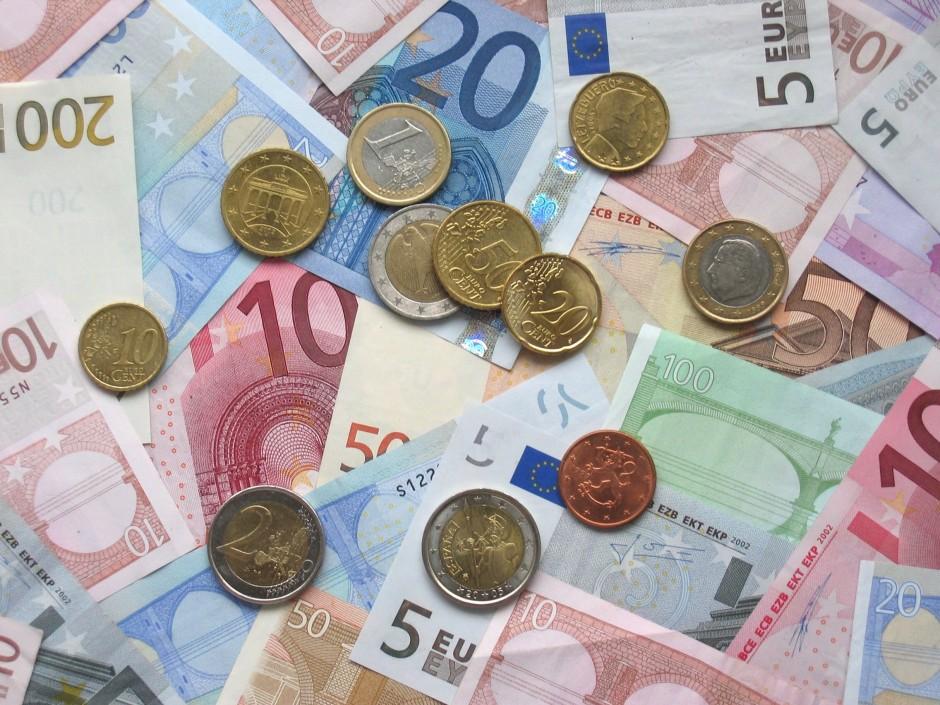 Евро - валюта Испании
