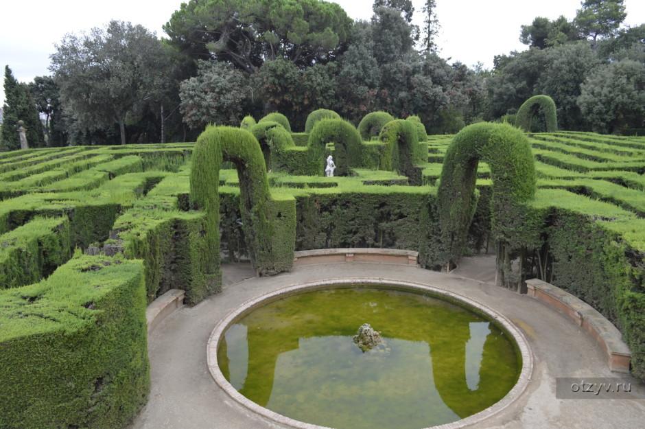 Парк Орта Барселона