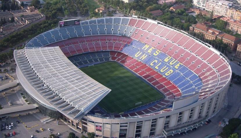 барселона для детей развлечения - музей ФК Барселона