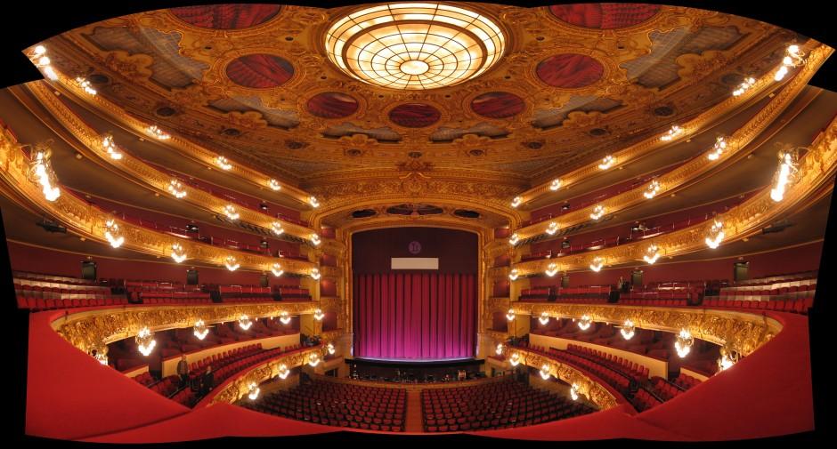 театр дель Лисео