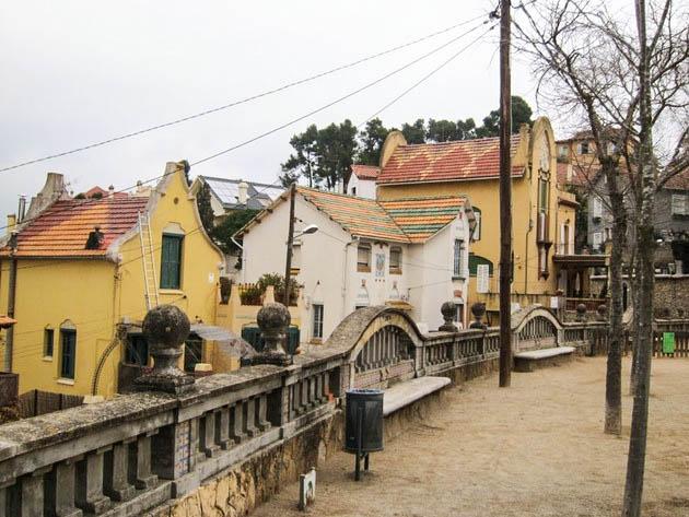 Район Саррия Сант Жервази
