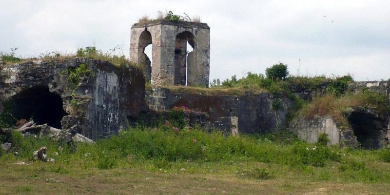 Форт в Джафне