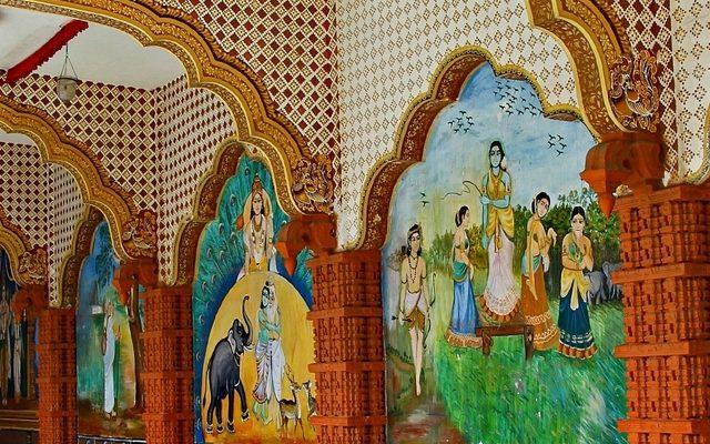 Храм Наллур Кандасвами
