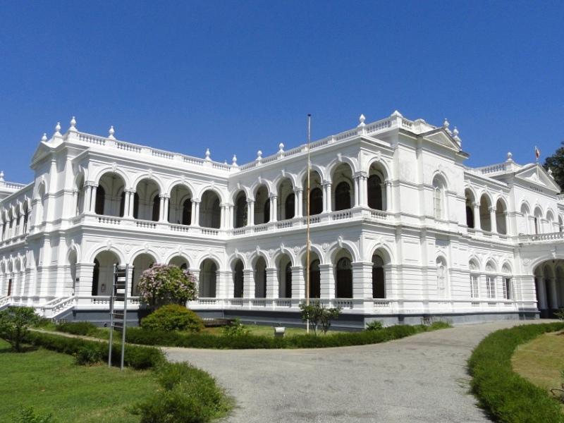 национальный музей в Коломбо