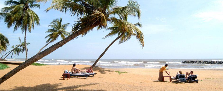 Райский пляж Негомбо