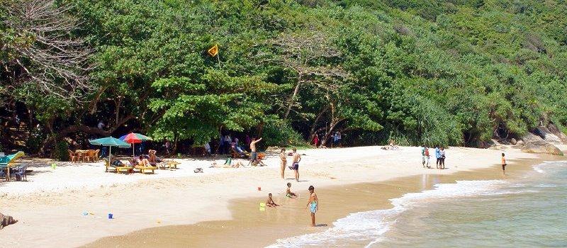 Унаватуна фото пляжа